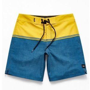 "VANS Newland Boardshorts Size 32 -18"" Outseam"